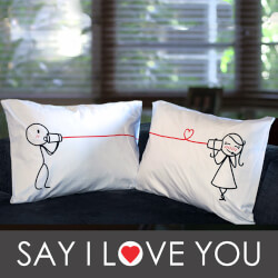 Say I Love You® Couple..
