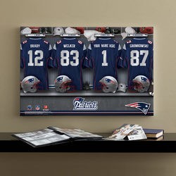 NFL Football Personalized Locker..