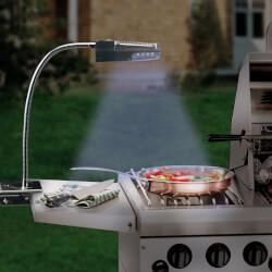 Flexible Solar Powered Stainless..
