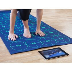 Yoga By Numbers: Yoga Mat