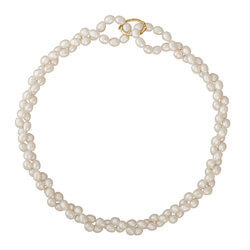 Infinite Illusions Pearl Necklace
