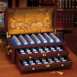 The State Quarters Treasure Chest