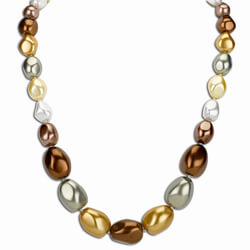 Baroque Beauty Masami Pearl Necklace