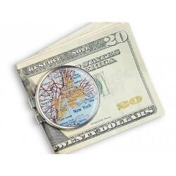CHART Metalworks: Money Clip