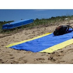 Parasheet: Quick-Dry Beach Sheet