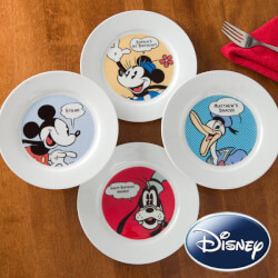 Personalized Disney Plates -..