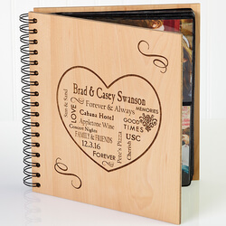 Personalized Photo Album - Our..