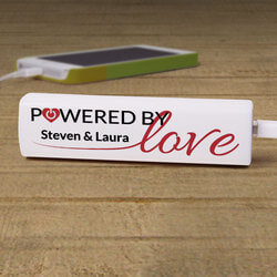 Powered By Love - Personalized..
