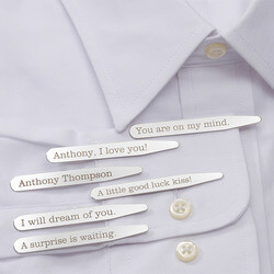 Personalized Hidden Message Collar..
