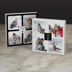 Eight Photo Collage - Personalized..