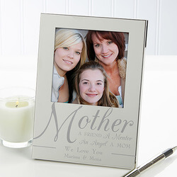 Engraved Silver Picture Frames -..