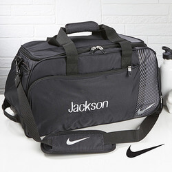 Personalized Gym Duffel Bag - Nike..