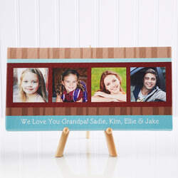 Personalized Photo Canvas Art For..