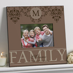 Personalized Family Picture Frames..