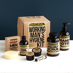 Working Mans Hygiene Kit