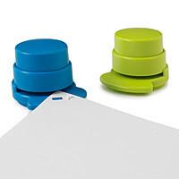 Staple-Less Staplers - Set Of 2