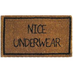 Nice Underwear Mat