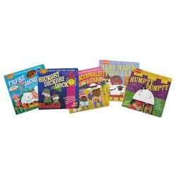 Indestructible Nursery Rhyme Book..