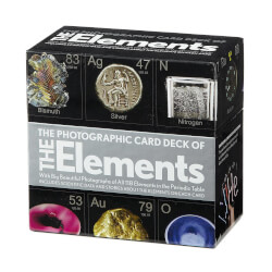 Elements Photo Card Deck