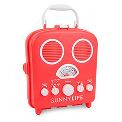 Beach Sounds Portable Speaker