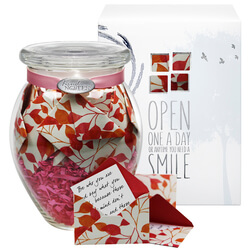 Keepsake Jar Of Messages In Mini..