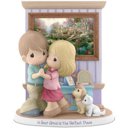 Precious Moments Figurine With..
