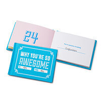 Why Youre So Awesome By Me Book