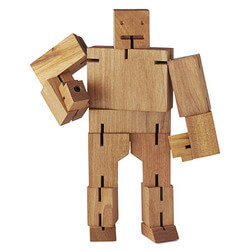 Cubebot Puzzle