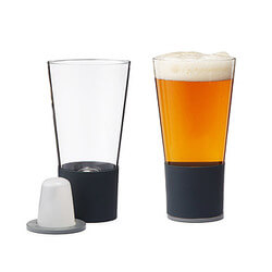 Self Chilling Pint Glasses - Set..