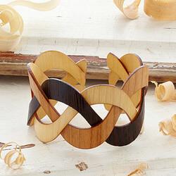 Trinity Wooden Cuff