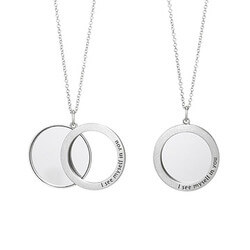 I See Myself In You Pendant