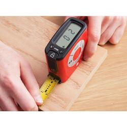 eTape16: Digital Tape Measure