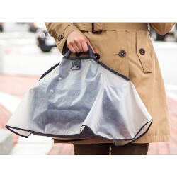 Handbag Raincoat: Protective Purse..