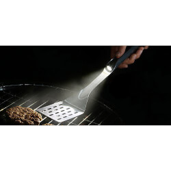 Grillight: Lighted Grill Tools..