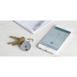 Coin-Sized Tracking Device