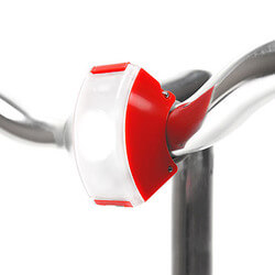 Curve Bike Light