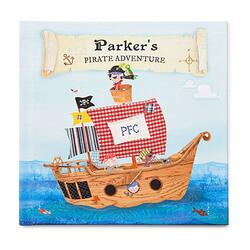 Personalized Pirate Adventure Book
