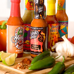 Hot Sauce Of The Month Club - 3..