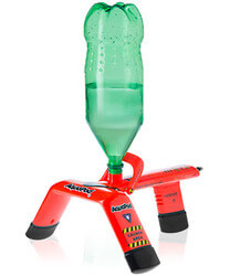 AquaPod Water Rocket Bottle Launcher