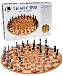 Three Man Chess