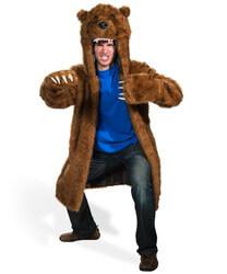 The Original Workaholics Bear Coat