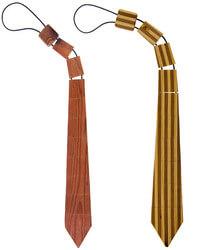 The Wooden Necktie