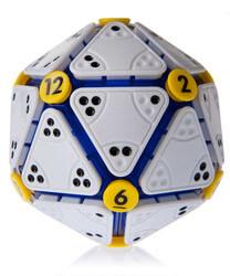 IcoSoKu 3-D Brainteaser Puzzle