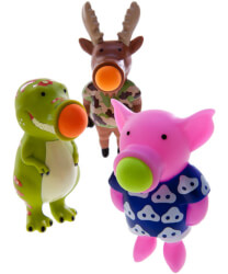 Animal Ball Poppers