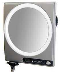 Fogless Shower Mirror With Light..