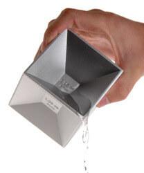 Aluminum Cube Jigger