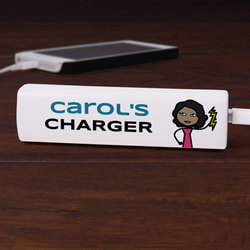 Character Charger - Personalized..