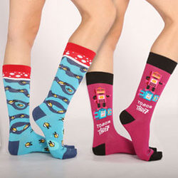 Wild & Crazy Socks Subscription..