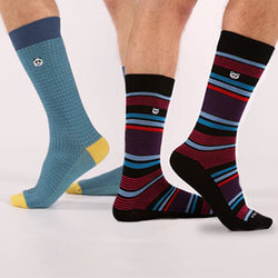 Stylish & Suave Socks Subscription..