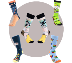 Daring And Bold Socks Subscription..
